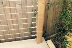 Wire Rope Railing System