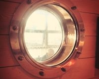 Copper Porthole