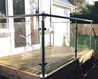 Steel & Glass Balustrade