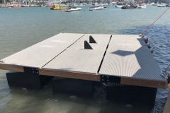 Pontoon work by RWS Engineering